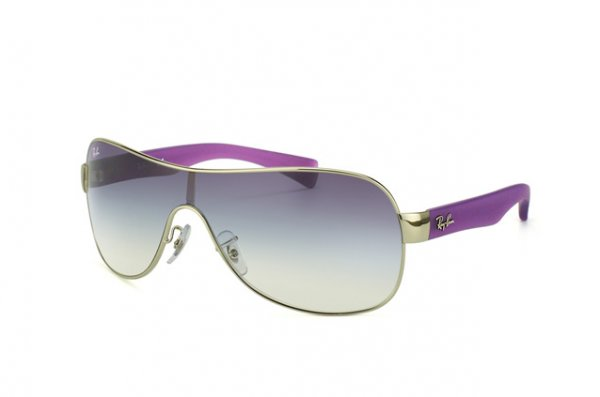 Очки Ray-Ban Youngster RB3471-003-8H Silver | Faded Violet