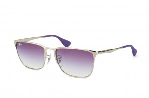 Очки Ray-Ban Youngster RB3508-003-8H Silver | Faded Violet