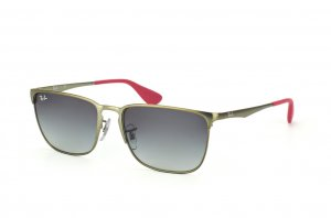 Очки Ray-Ban Youngster RB3508-029-11 Matt Gunmetal | Faded Grey