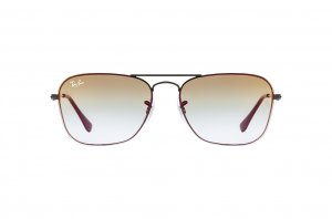 Очки Ray-Ban Youngster RB3603-002-T0 Black | Gradient Green