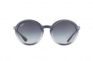 Очки Ray-Ban Youngster Round RB4222-6226-8G Grey Gradient | Gradient Grey