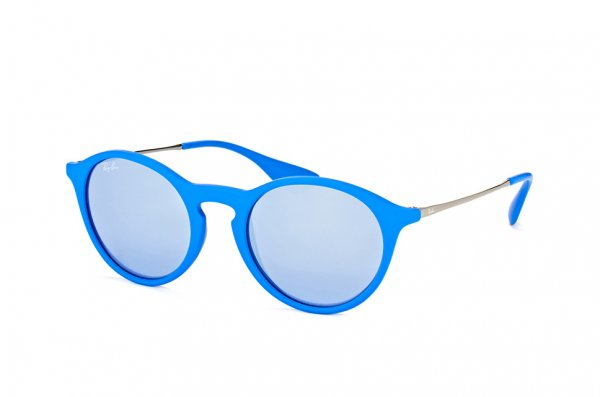 Очки Ray-Ban Youngster Round RB4243-6263-1U Blue| Light Blue