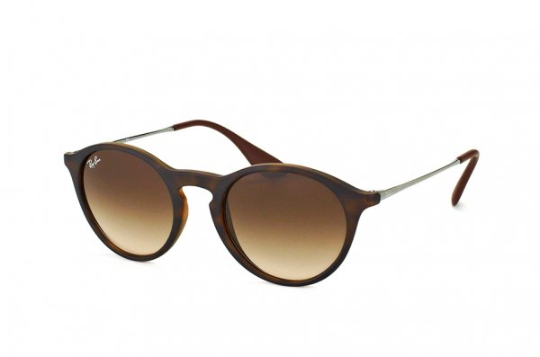 Очки Ray-Ban Youngster Round RB4243-865-13 Havana | Brown Gradient