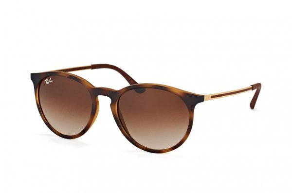 Очки Ray-Ban Youngster Round RB4274-856-13 Light Havana | Faded Brown