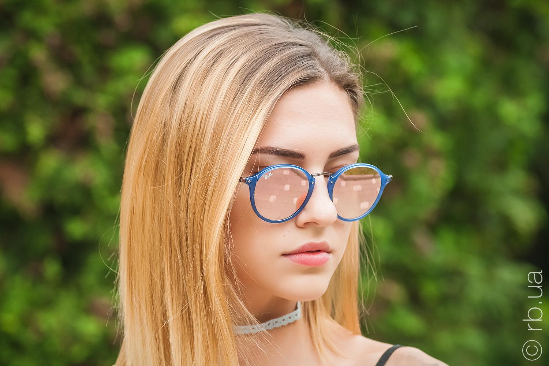 Ray-Ban Round Icons Flat Lenses купить солнцезащитные очки с примеркой    RB.UA 8de4590a5e