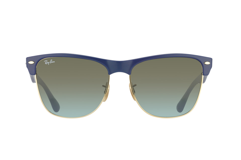 blue raybans k176  ray ban clubmaster oversized 2017
