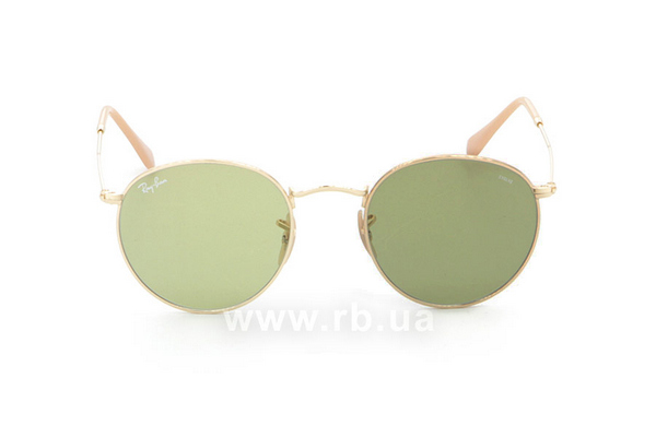 Ray-Ban Round Metal Evolve RB3447 9064 4C