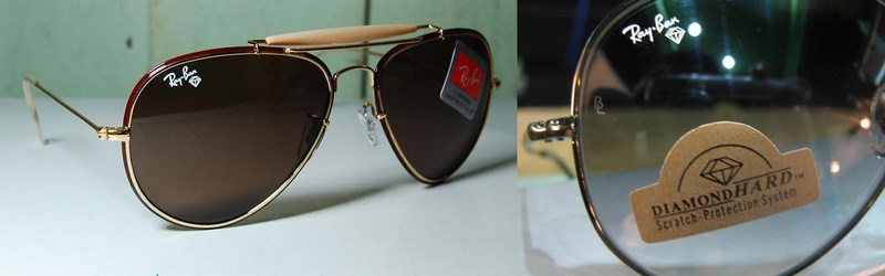 Линзы Ray-Ban Diamond Hard