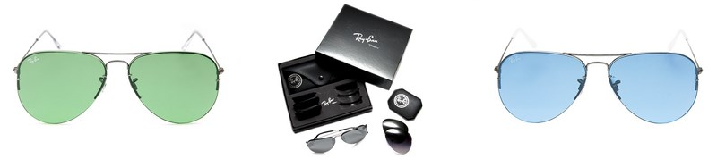 Очки Ray-Ban Flip Out