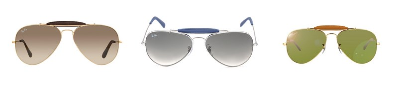 Очки Ray-Ban Outdoorsman