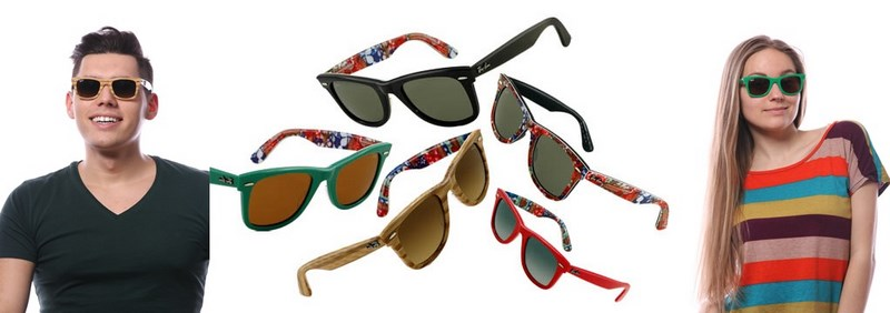 Ray-Ban Original Wayfarer Surf Up